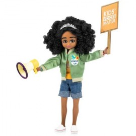 Muñeca Lottie Activista