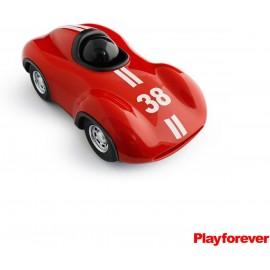 Speedy Le Mans rojo