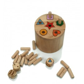 Super six madera