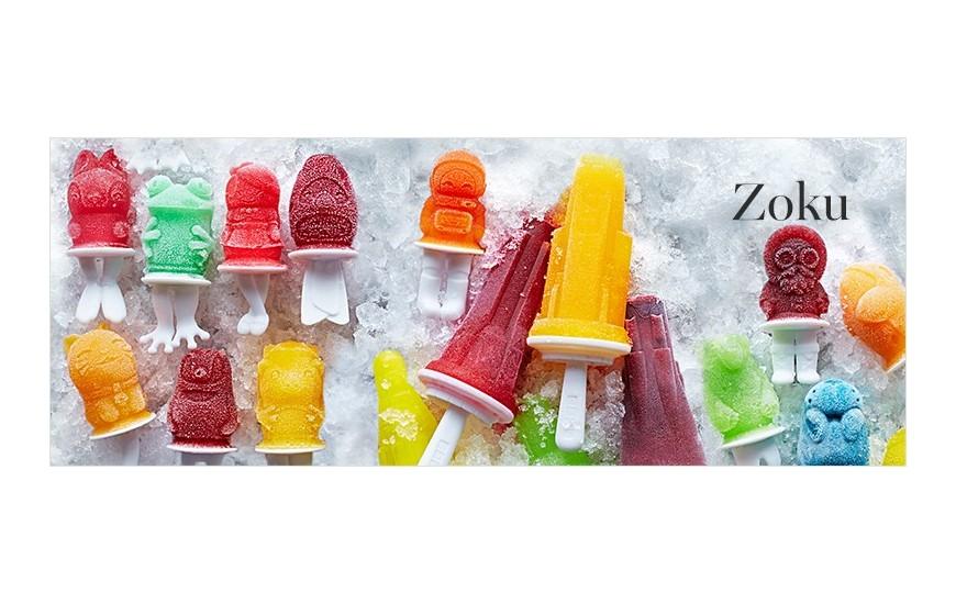 Moldes para helados y granizados