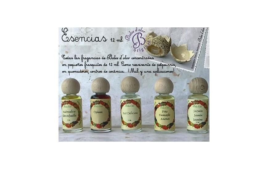 Aceites de perfume, brumas
